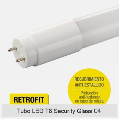 Tubo led 9w 600MM 4000K