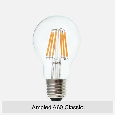 Lampara Led A60 filamento...
