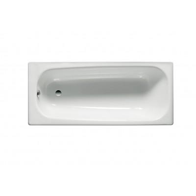 Bañera de acero rectangular...